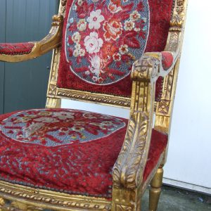 fauteuil-ende-rood